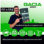 De nieuwe generatie groepenkasten GACIA G63 voorbereid op de energietransitie!