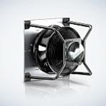 Nieuwe EC-centrifugaalventilatoren met meer vermogen en hoger rendement