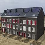 Voor nieuwe wijk in Almere kozen Dura Vermeer, Van Dam Groep en DHPS voor warmtepompen van Panasonic