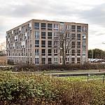 Panasonic en AGO Technische installaties plaatsen 75 Warmtepompen in appartementen in Cuijk