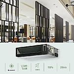 Panasonic introduceert nieuw adaptief kanaalmodel voor VRF-systemen