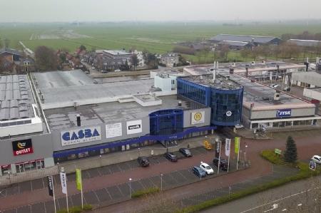 CASBA Wonen & Slapen. Duurzaam woonwinkelen in een gezonde omgeving. Gerealiseerd door: JADIKOEL, Multi Import en Panasonic.