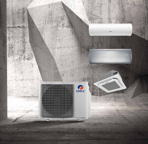 Gree Free Match airconditioning multisplit unit buitendeel