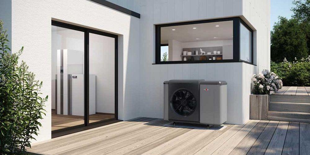 CHT combineert warmtepomp en ventilatie in zelfde behuizing