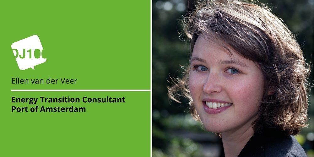 Duurzame jonge talenten: Ellen van der Veer (Port of Amsterdam)