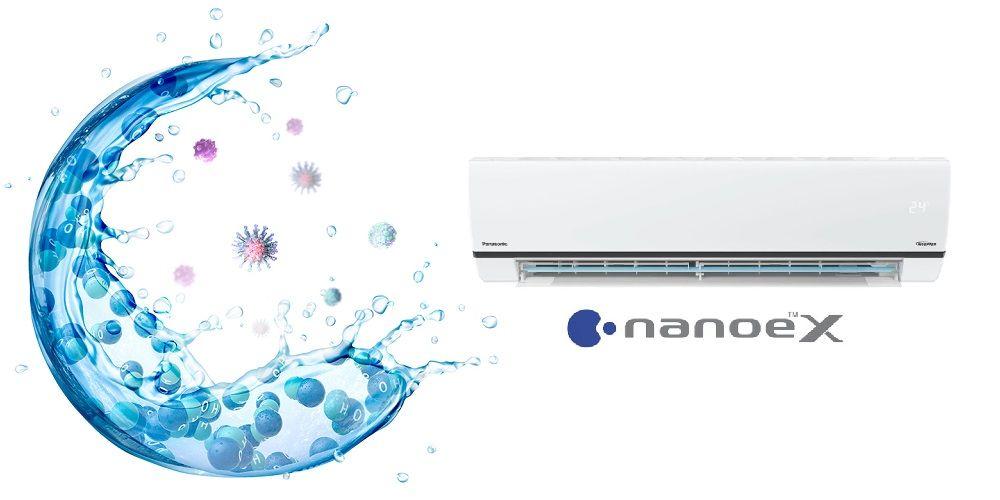 Panasonic's Nanoe X technologie bewijst zich als virusdodend en veilig
