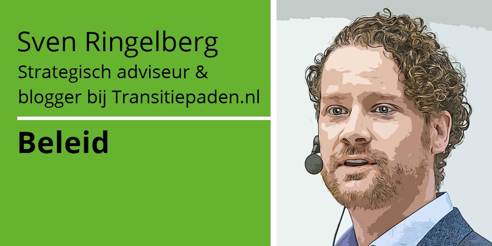 Een aardgasvrije limerick voor Den Haag