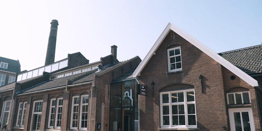 Voormalig Ketelhuis TU Delft wordt aardgasvrije broedplaats