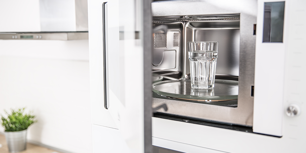 Microwave als nieuw alternatief