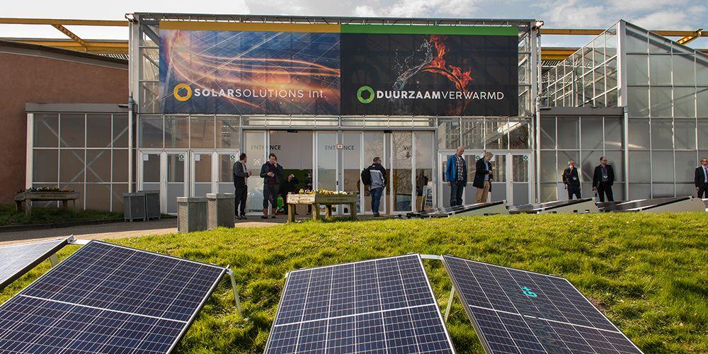 Vakbeurzen Duurzaam Verwarmd en Solar Solutions International uitgesteld tot maart 2021