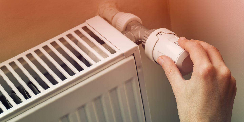 Huishoudens gebruiken 64% van de energie voor verwarming