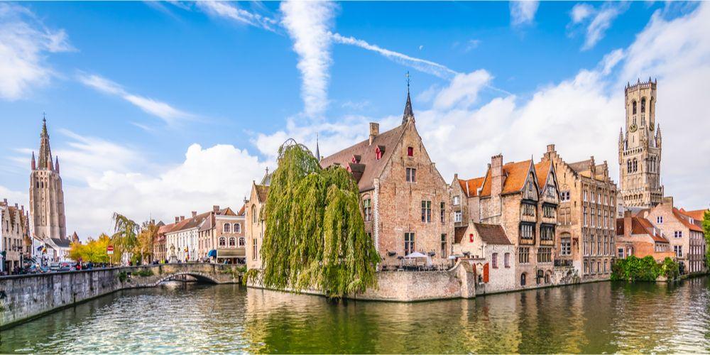 Hoe pakt Brugge de warmtetransitie van de monumentale binnenstad aan?