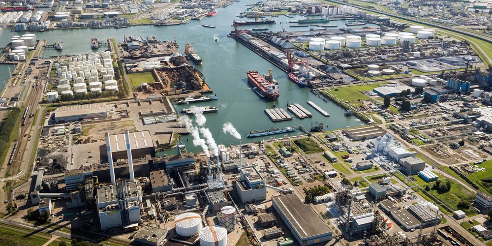 Waterstoffabrieken Rotterdam kunnen Zuid-Hollandse huizen verwarmen