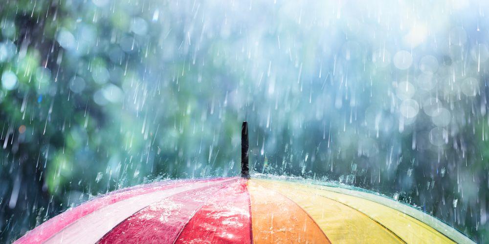 Regenwateropvang als bron voor warmtepomp