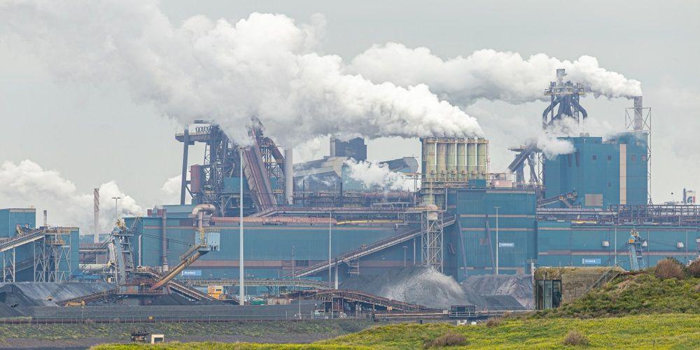 FNV presenteert groene toekomstschets voor Tata Steel