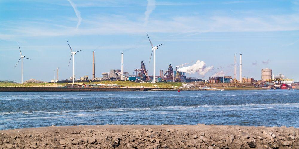 Tata Steel neemt de waterstofroute