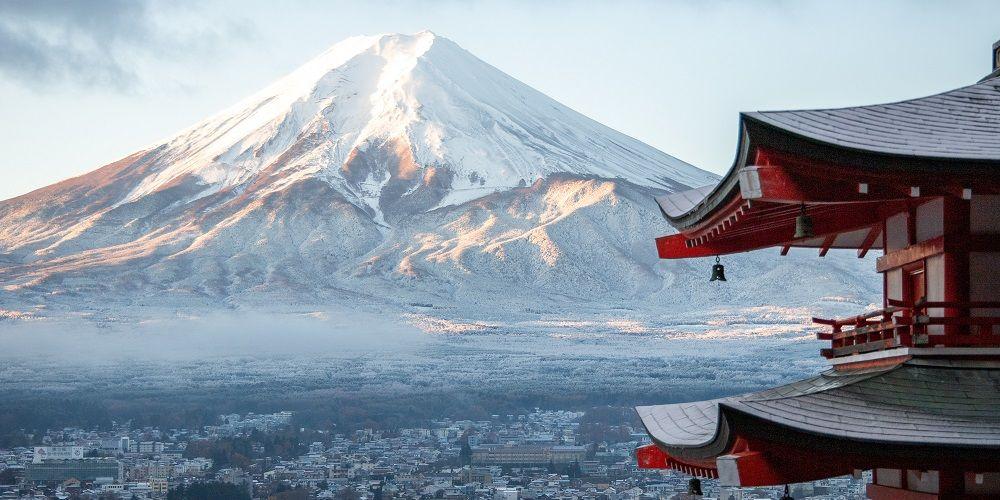 Japan wil vulkanen inzetten voor aardwarmte